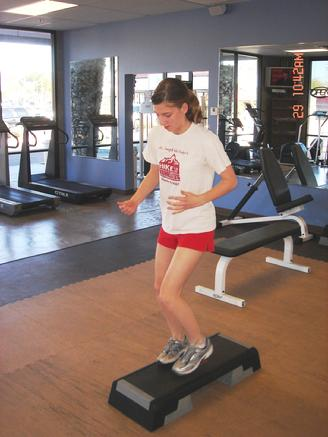 STUDENT PERSONAL TRAINING CONDITIONING SPORTS TRAINING